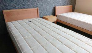 フラッグFXと国産ひのきベッド