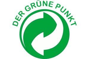 ドイツの緑のマーク「グリューネ・プンクト」